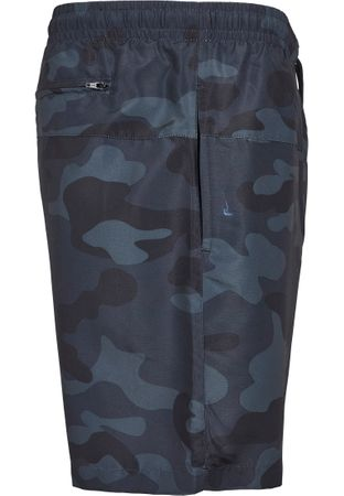Urban Classics Camo Swim Shorts in darkcamo von S-5XL – Bild 4