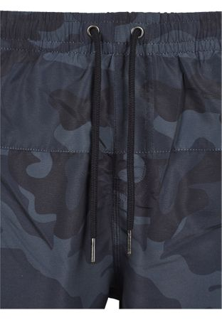 Urban Classics Camo Swim Shorts in darkcamo von S-5XL – Bild 7
