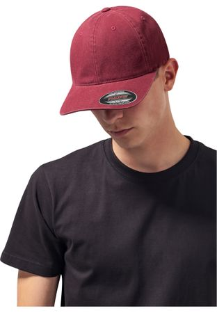 Flexfit Garment Washed Cotton Dad Hats in 8 Farben – Bild 11