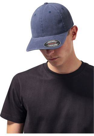 Flexfit Garment Washed Cotton Dad Hats in 8 Farben – Bild 8