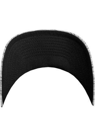 Flexfit Cap Stripes Melange von S/M - L/XL – Bild 6