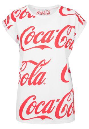 Coca Cola Ladies Coca Cola AOP Tee von XS-XL – Bild 4