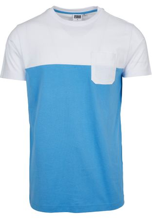 Urban Classics Colour Block Pocket Tee in 3 Farben von S-2XL – Bild 12