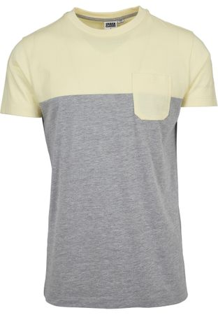 Urban Classics Colour Block Pocket Tee in 3 Farben von S-2XL – Bild 8
