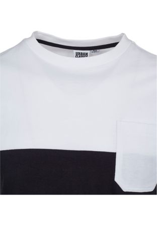 Urban Classics Colour Block Pocket Tee in 3 Farben von S-2XL – Bild 5