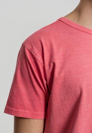Urban Classics Garment Longshape Tee in 3 Farben von S-2XL – Bild 8