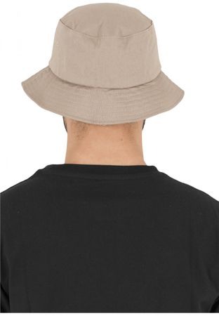 Flexfit Cotton Twill Bucket Hat / Mütze in 6 Farben – Bild 3