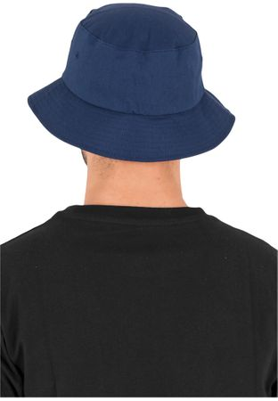 Flexfit Cotton Twill Bucket Hat / Mütze in 6 Farben – Bild 7