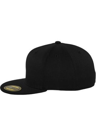 Flexfit Premium 210 Fitted Snapback Cap in 12 Farben in S/M & L/XL – Bild 7