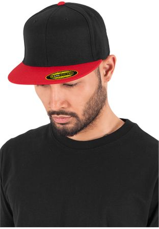 Flexfit Premium 210 Fitted Snapback Cap in 12 Farben in S/M & L/XL – Bild 25
