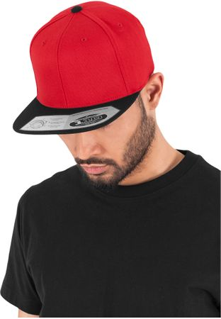 Flexfit 110 Fitted Snapback Cap in 13 Farben – Bild 16