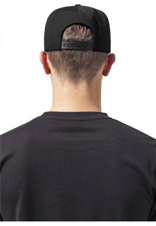 Flexfit Metallic Visor Snapback Cap in 2 Styles – Bild 5