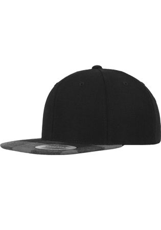 Flexfit Checked Flanell Peak Snapback Cap in 3 Styles – Bild 9