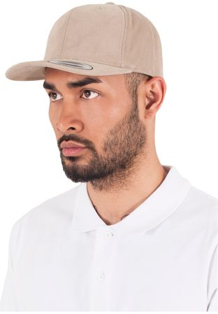 Flexfit Brushed Cotton Twill Mid-Profile Cap in 4 Farben – Bild 2