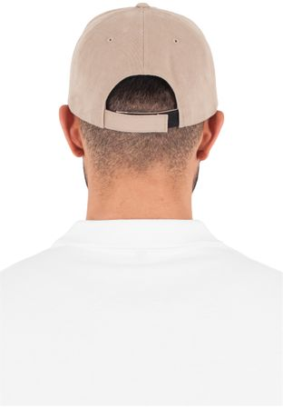 Flexfit Brushed Cotton Twill Mid-Profile Cap in 4 Farben – Bild 3