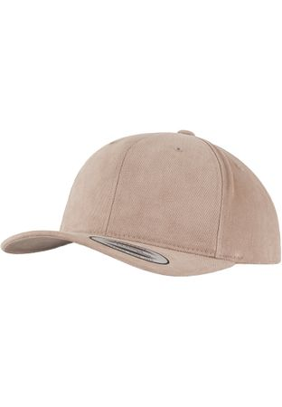 Flexfit Brushed Cotton Twill Mid-Profile Cap in 4 Farben – Bild 4