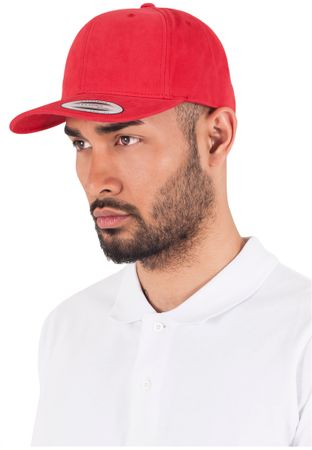 Flexfit Brushed Cotton Twill Mid-Profile Cap in 4 Farben – Bild 11