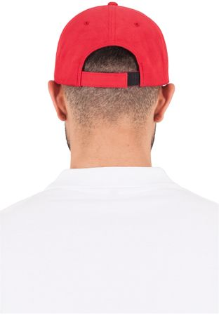 Flexfit Brushed Cotton Twill Mid-Profile Cap in 4 Farben – Bild 12