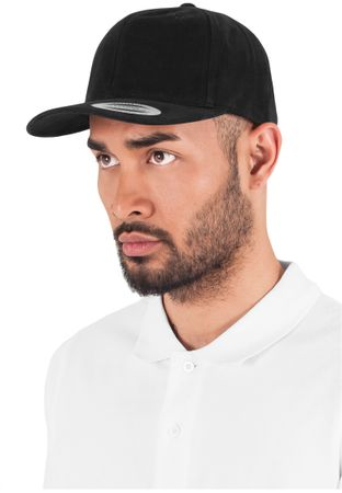 Flexfit Brushed Cotton Twill Mid-Profile Cap in 4 Farben – Bild 13
