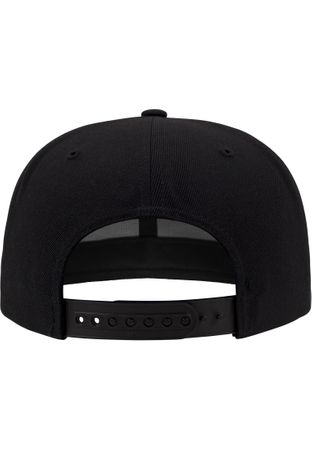 Flexfit Perforated Visor Snapback Cap in 2 Farben – Bild 11