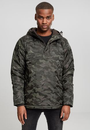 Urban Classics Camo Pull Over Windbreaker von S-2XL – Bild 2