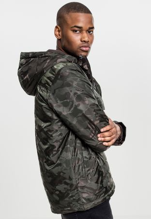 Urban Classics Camo Pull Over Windbreaker von S-2XL – Bild 5