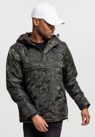 Urban Classics Camo Pull Over Windbreaker von S-2XL – Bild 1