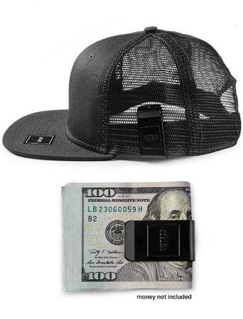Masterdis Moneyclip Snapback Trucker Cap 2 Styles in 5 Farben – Bild 12