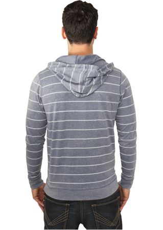 Urban Classics Striped Burnout Hoody in 3 Farben von S-2XL – Bild 7