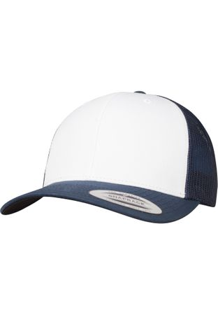 Flexfit / Yupoong Retro Trucker Colored Front Cap in 7 Farben – Bild 8