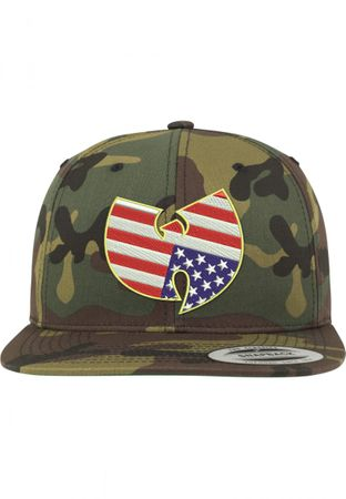 Wu-Wear Snapback & Basic Caps in 5 Styles – Bild 4