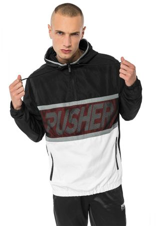 Pusher Mesh Windbreaker von S-2XL