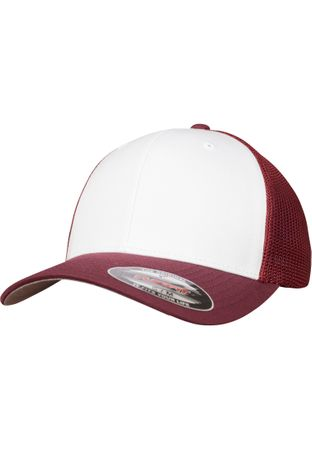 Flexfit Mesh Colored Front Caps in 7 Farben – Bild 2