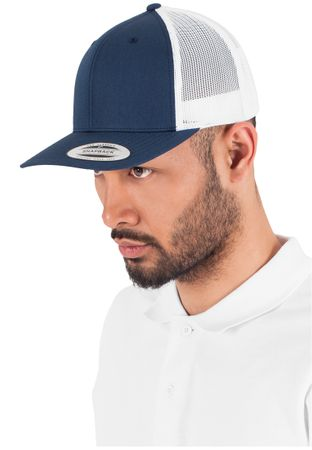 Flexfit / Yupoong Retro Trucker Caps in 17 Farben – Bild 2