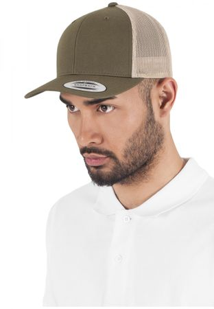 Flexfit / Yupoong Retro Trucker Caps in 17 Farben – Bild 3