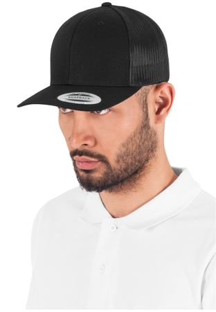 Flexfit / Yupoong Retro Trucker Caps in 17 Farben – Bild 11