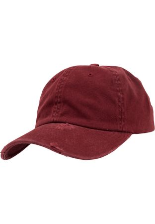 Flexfit Low Profile Destroyed Cap in 9 Farben – Bild 9