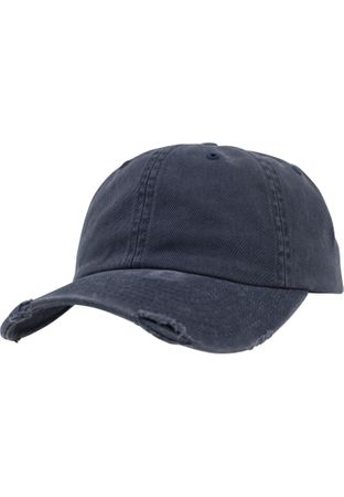 Flexfit Low Profile Destroyed Cap in 9 Farben – Bild 6