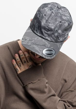 Flexfit Low Profile Camo Caps in 9 Farben – Bild 7