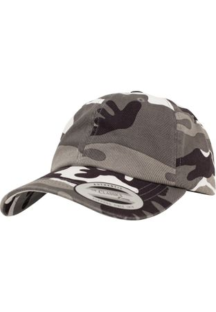 Flexfit Low Profile Camo Caps in 9 Farben – Bild 4