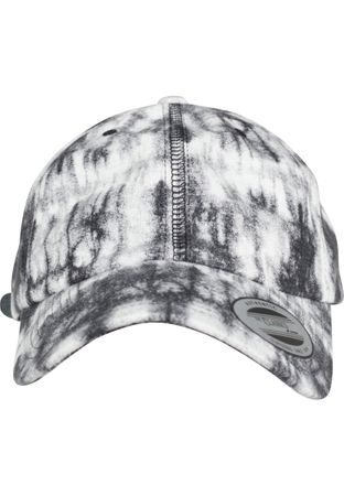 Flexfit Low Profile Tie Dye Cap in grau – Bild 3