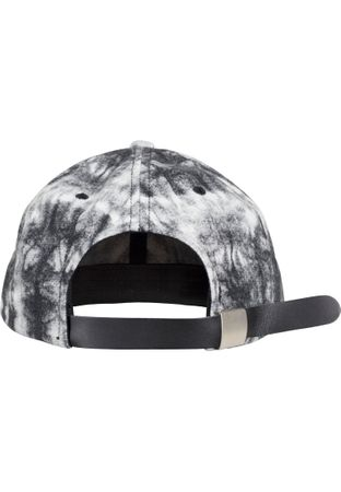 Flexfit Low Profile Tie Dye Cap in grau – Bild 4