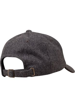 Flexfit Low Profile Melton Wool Dad Cap in 3 Farben – Bild 7