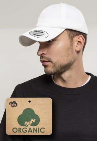 Flexfit Low Profile Organic Cotton Cap in 3 Farben – Bild 6