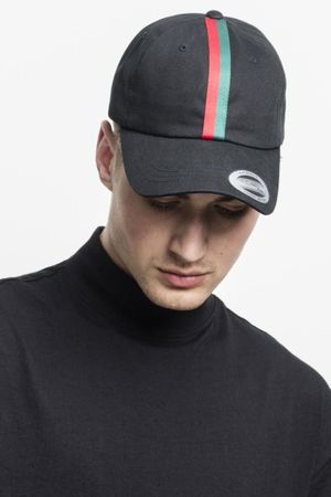 Flexfit Stripe Dad Hat Cap in 2 Farben – Bild 3