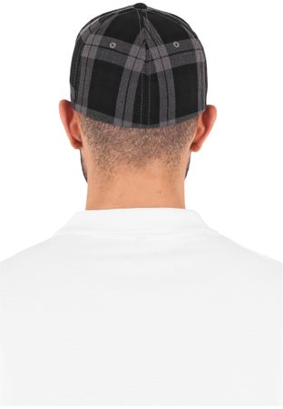 Flexfit Tartan Plaid Cap S/M & L/XL in 2 Farben – Bild 3