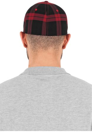 Flexfit Tartan Plaid Cap S/M & L/XL in 2 Farben – Bild 5