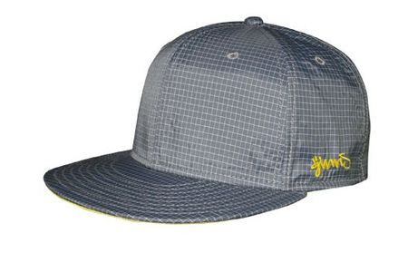 Djinns Fitted Pitching Cap Needle grau Snapback 7-7 5/8