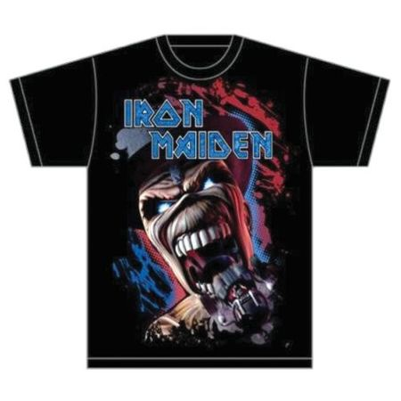 Iron Maiden Bandshirt Wildest Dreams Vortex von S-M