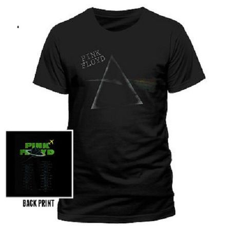 Pink Floyd T-Shirt Dark Side Tour USA in S
